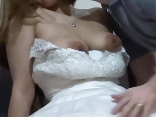 wedding day, fuck the bride (my wife)