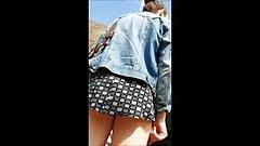Short Skirt Quicky