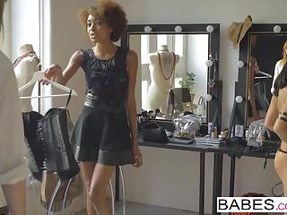 Preview 2 of Babes - The Black Corset Odyssey Part 3  starring  Kai Taylo