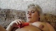 Mature fat Russian woman