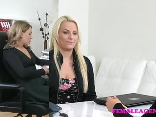 Sexy clitoral vibrators - Femaleagent sexy student seduced by hot agent