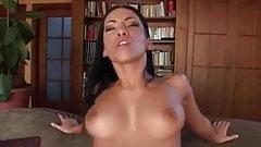 Mya Diamond Black Stockings Sex