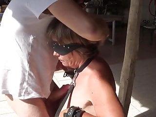 Cock Slave Suzisoumise at work