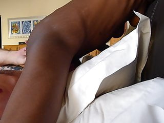 African Girl Face Sits Hubby