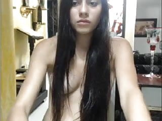 women latin, masturbating by me and now for you!