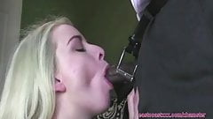 Kristen Jordan black cock creampie