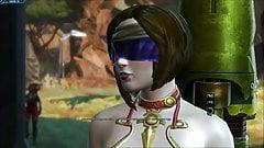 star wars online lesbian kiss hd