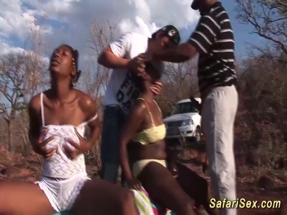 Wild African Safari Sex Orgy, Free Free Online African Hd Porn-2642