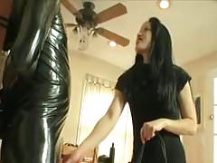 homemade male slave cbt