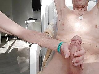 Maspalomas Outdoor cum huge cock.. geil abgewichst