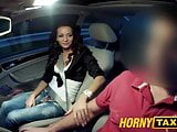 HornyTaxi Horny Adele just want my cock in her pussy