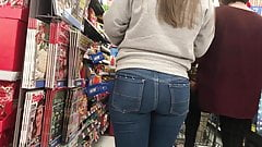 PHAT ASS AT WALMART