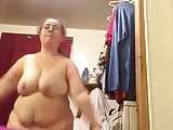 My friend doing jumping jacks nude-2