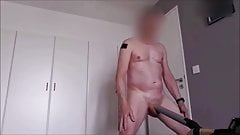 vacuumcleaner suck my dick handsfree to cumshot