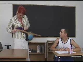 Teacher Strapon - By Poliu