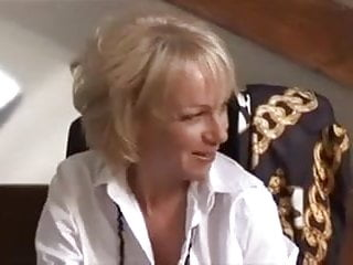 Sb Horny British Milf Loves A Stiff Young Cock