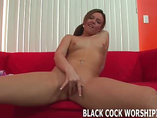 I cant wait to taste my first big black cock