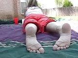 Feet Voyeur