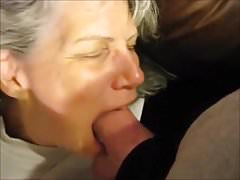 Cum in mouth - shameless grannies 2.