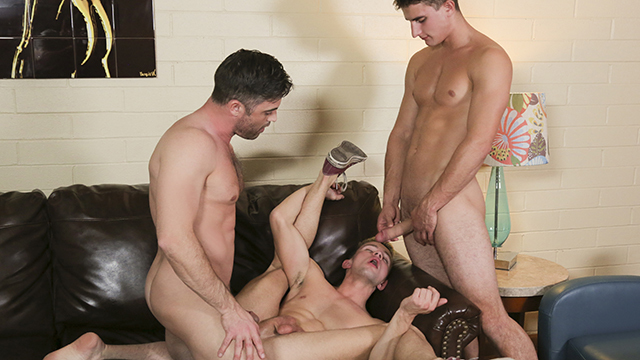 FamilyDick – Youthful Stepbrother Will get His Asshole Reamed