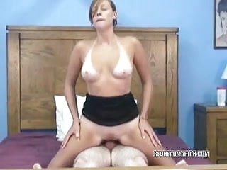 Mariah gets nailed by an old dude