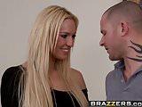 Brazzers - Baby Got Boobs - Scotts Choice scene starring Bri