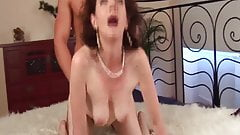 69 years old hairy mom rough fucked