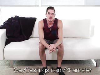 GayCastings Big smile hunk Jack Hunter fucks casting agent