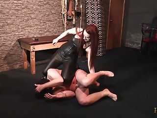 Preview 6 of Smoking Hot Ballbusting 3 - Balls Busted by Rebekka Raynor