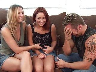 Rebecca Lane Seduced By Couple