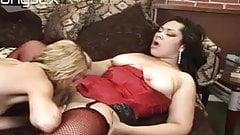 Mulatto BBW Big Ass Lesbian