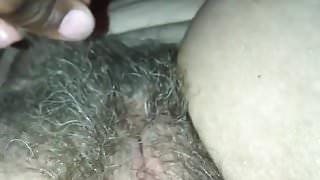 Big Hairy Kay Waving Hello