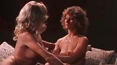 John Holmes, Chris Cassidy, Paula Wain in vintage porn video