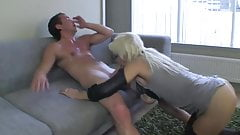 Hot Mature Woman gets fucked, Can someone ID her?