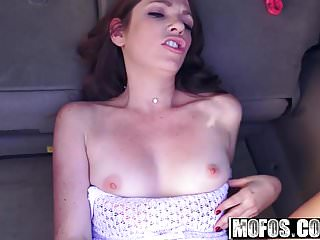Kassondra Raine - Red Head Hitchhiker Loves the Cock - Stran