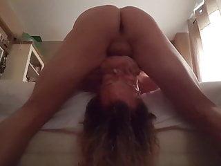 Morning Throat Face Fuck for Essex Girl Lisa