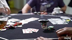 POKER FACIAL POKER GAME WENT WRONG ALLIN SIDE WIFE