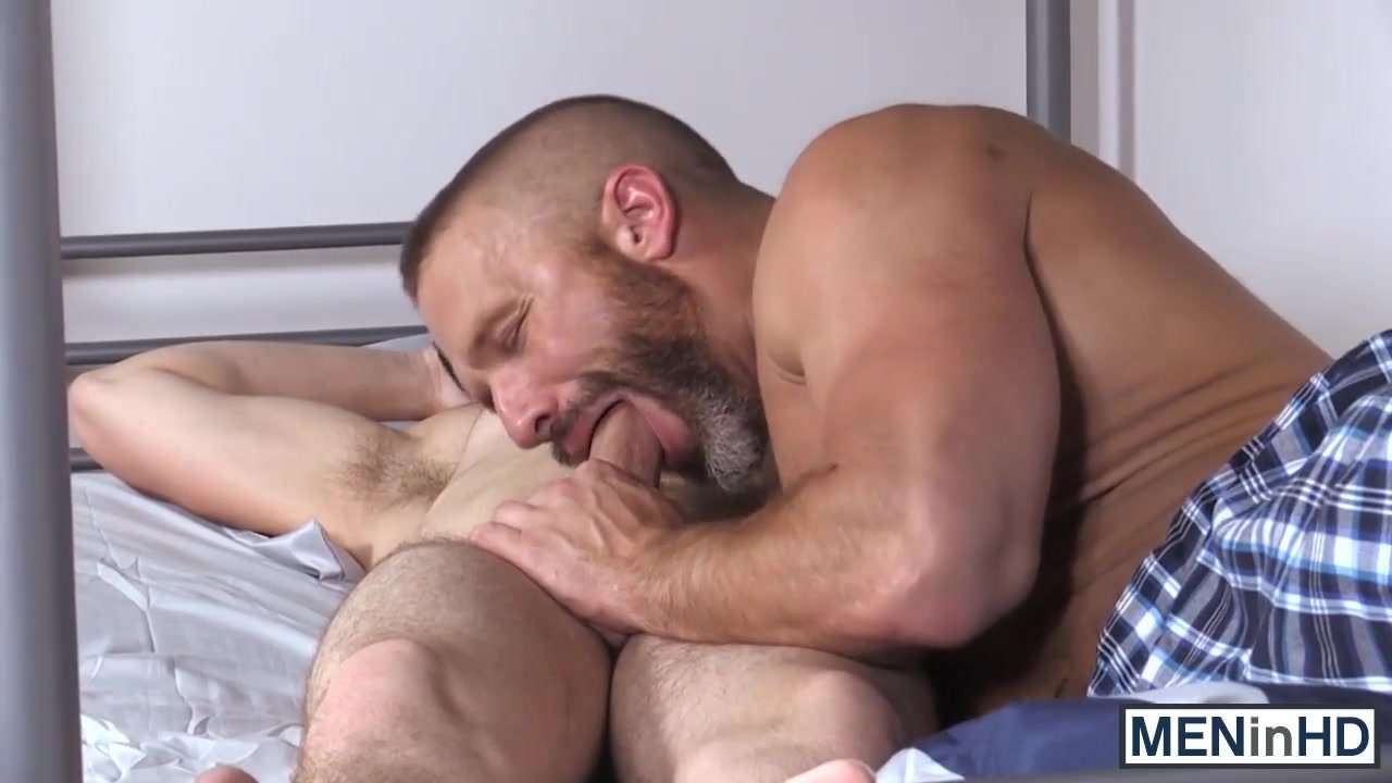 Bear Wood Porn horny stepdad drills his naughty stepson