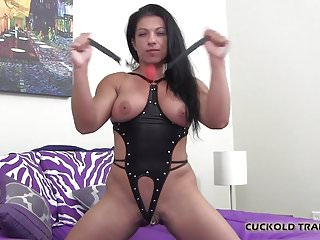 I want you to watch while I get hard fucked
