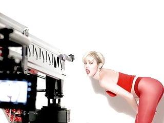 Miley Cyrus - Sexy Pantyhose
