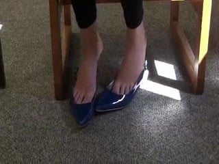 Free download & watch candid college teen feet painted toes shoeplay         porn movies
