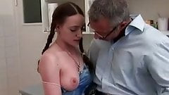 Pigtails and anal