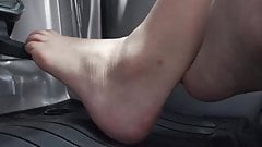 Barefoot Pedal pumping
