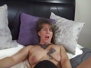 White Slut Gets Filled