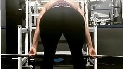 Caught the Hottest Girl at the Gym! PERFECTION Pt 2