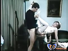 I kyria kai o moutsos Greek 1985 Vintage Porn Movie