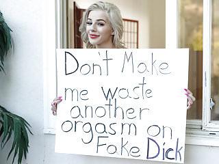 Bella Rose needs her neighbor's dick