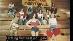 Classic movie - Pro-Ball Cheerleaders (part 1 of 2)