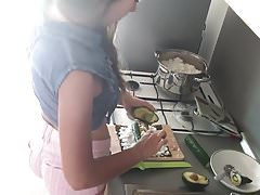 delicious ass sushi making