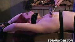 I Am Bound Pussy Whipped Clamped And Toyed
